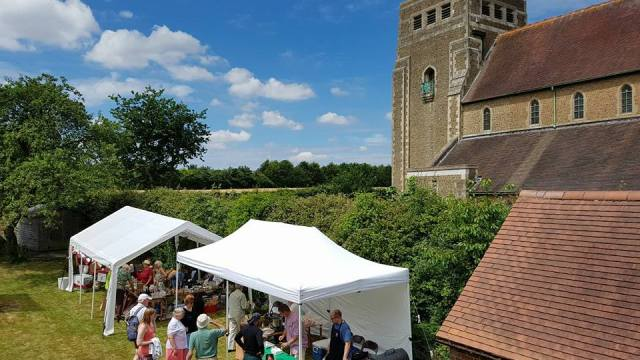 St Mary's Fete 2017