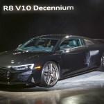 Audi R8 V10 Decennium 2020 Solo 25 Exclusivas Unidades Para Mexico Lista De Carros