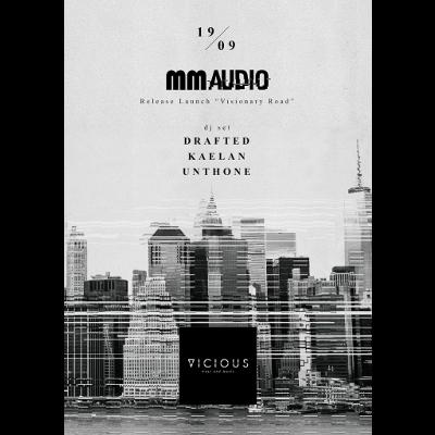 "MM AUDIO in store - Release Launch ""Visionary Road"" @ Vicious Store (Locorotondo)"