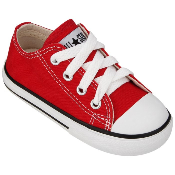eaa88286ce4 Tênis Converse All Star CT AS Core OX Infantil
