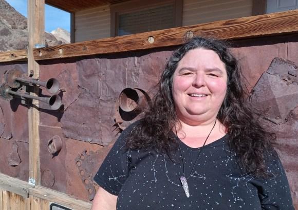 desert art sculpture