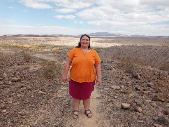 desert movement