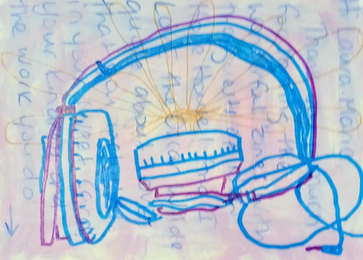 headphone blooms
