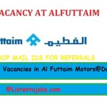 Huge Job Vacancies in Al Futtaim Motors@Dubai,UAE