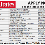 Latest Job Vacancies in Emirates Group Airport 2020| Any Graduate/ Any Degree / Diploma / ITI |Btech | MBA | +2 | Post Graduates | Dubai-UAE
