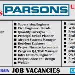 Latest Job Vacancies in  PARSON 2020 | Any Graduate/ Any Degree / Diploma / ITI |Btech | MBA | +2 | Post Graduates | Dubai,Abu Dhabi,Qatar,Saudi Arabia,UAE