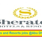 1000+ Huge Job Vacancies for Multiple Post in Sheraton Hotels and Resorts@Abu Dhabi-UAE-Dubai