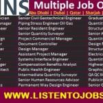Latest Job Vacancies in Atkins | Any Graduate/ Any Degree / Diploma / ITI |Btech | MBA | +2 | Post Graduates  | UAE,Saudi Arabia,Qatar