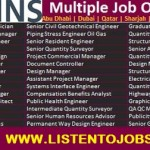 Latest Job Vacancies in Atkins | Any Graduate/ Any Degree / Diploma / ITI |Btech | MBA | +2 | Post Graduates  | UAE,Saudi Arabia,Qatar