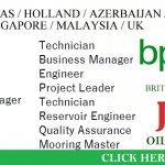 Huge Job Vacancies in British Petroleum@Oman,Malaysia,Singapore,UK