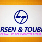 Larsen & Toubro (L&T) Limited EMPLOYEE REFERRAL DRive |Freshers |2016 Batch |Mysore |Last Date 3rd January 2016
