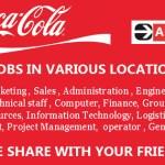 Latest Job Vacancies in Coca-Cola Company 2021 | Any Graduate/ Any Degree / Diploma / ITI | Across World | Good Salary | Food | Accommodation | Insurance