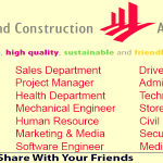 Latest Job Vacancies in Building and Construction Authority (BCA) | Any Graduate/ Any Degree / Diploma / ITI |Btech | MBA | +2 | Post Graduates | Singapore