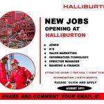 Latest Job Vacancies in Halliburton 2021| Any Graduate/ Any Degree / Diploma / ITI  | Abu Dhabi,UAE,Dubai,Saudi Arabia,Oman,Kuwait  |Accommodation | Food | Good Salary | Medical | Insurance