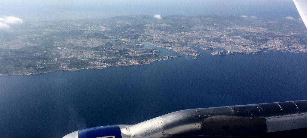 Malta, here we come…