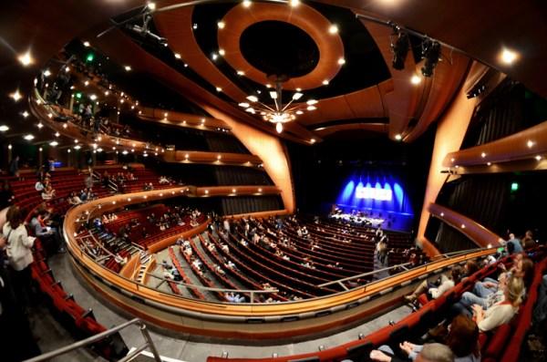 the ellie caulkins opera house denver center for the - 800×530