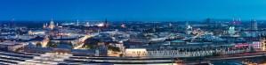 Wir lieben Hannover! Der Güterbahnhof bei Nacht