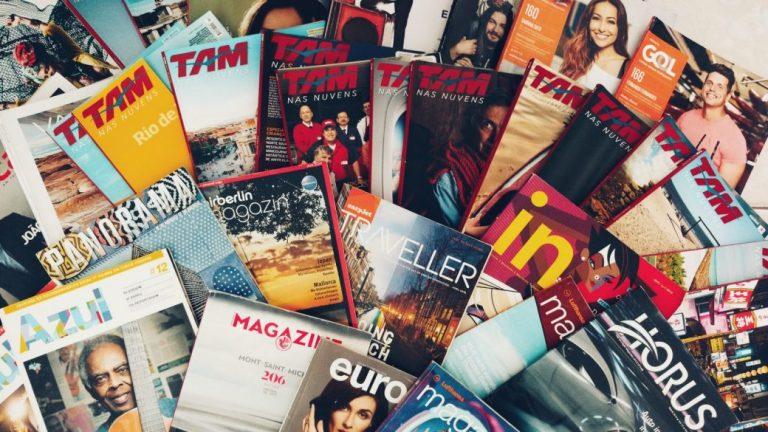 Wir helfen Ihnen gern bei der Gestaltung Ihrer Zeitschrift