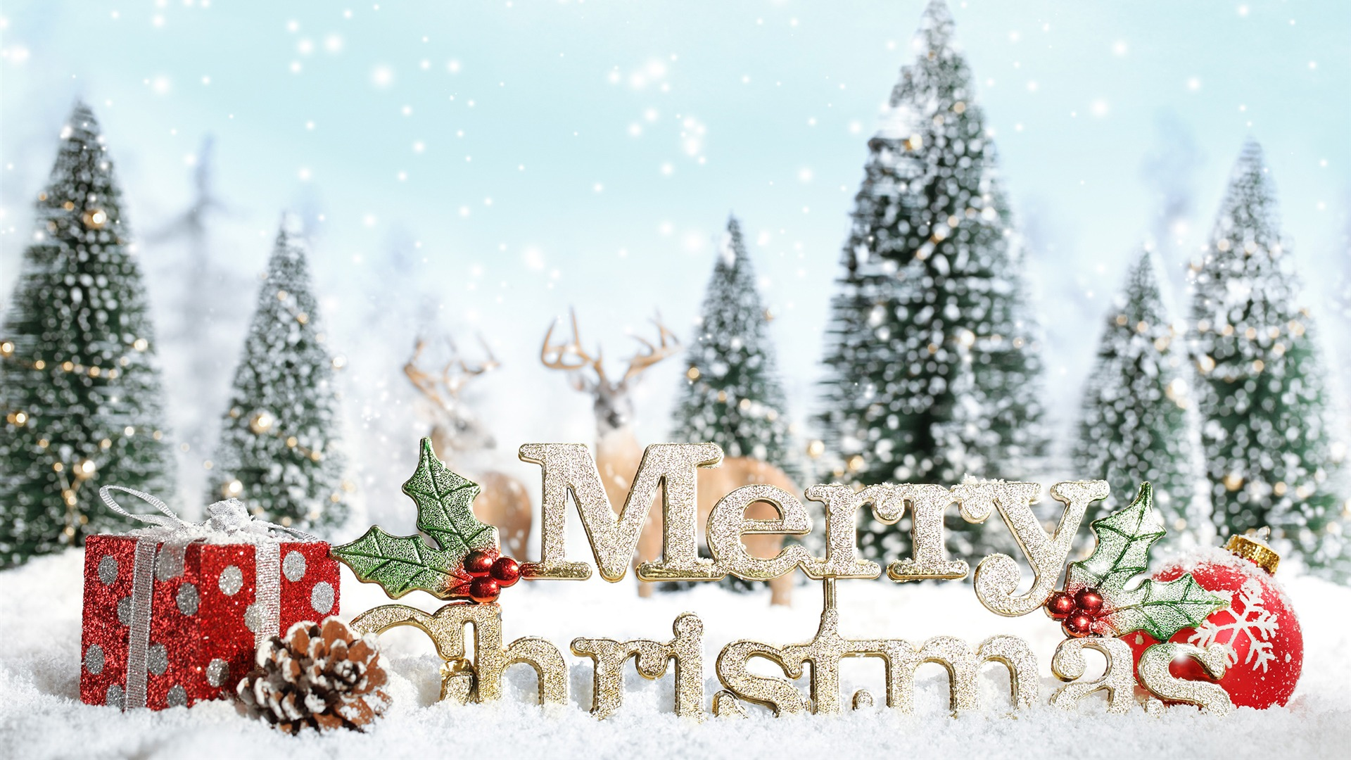 Merry Christmas Hd Wallpaper P