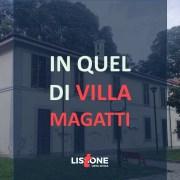 Lissone, Villa Magatti