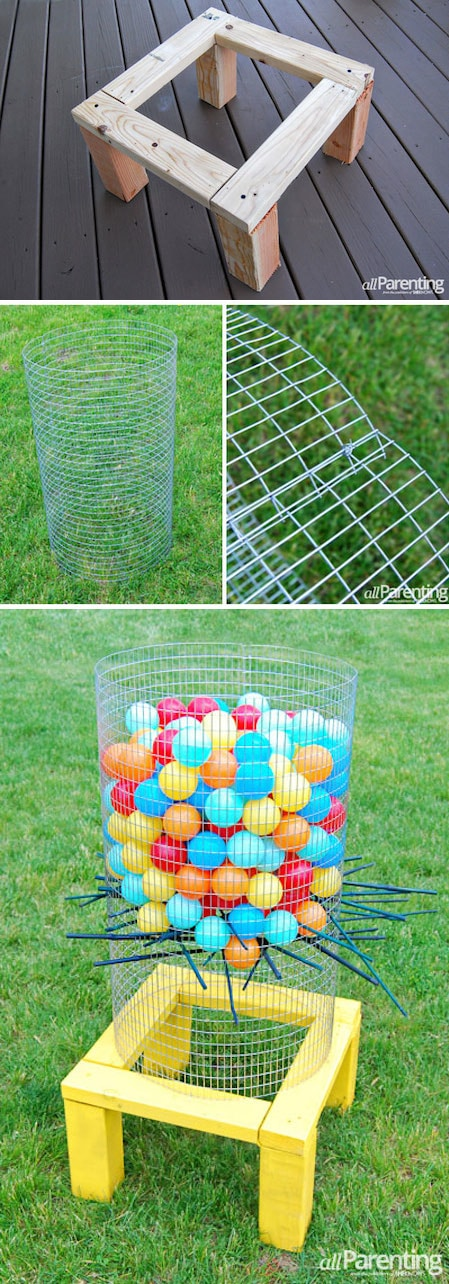 Outdoor Yard Games