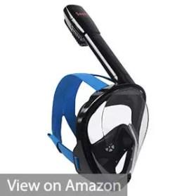 Snorkeling Mask Set New 2018 Design