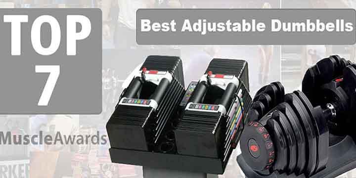 best adjustable dumbells