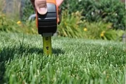 Lawnmower Cutting Height