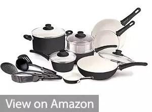 GreenLife 16-Pcs Cookware Set