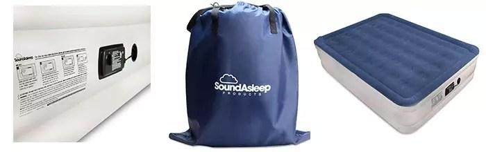 Details of SoundAsleep Dream Series Air Mattress