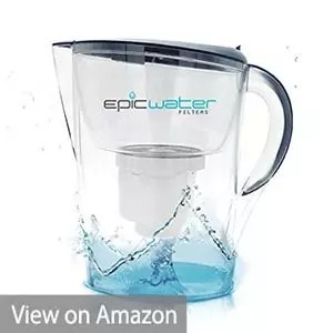 Epic Pure Water Filter Pitcher