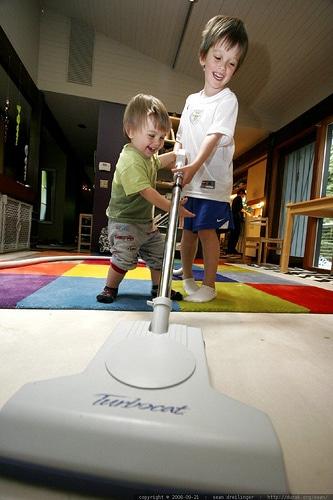 list of chores for a preschooler   ListPlanIt.com