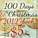 100 Days to Christmas 2012 | ListPlanIt.com