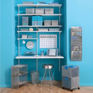 list of essential organizing products for your home office | ListPlanIt.com