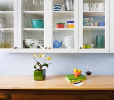 list of ways to declutter your kitchen | ListPlanIt.com