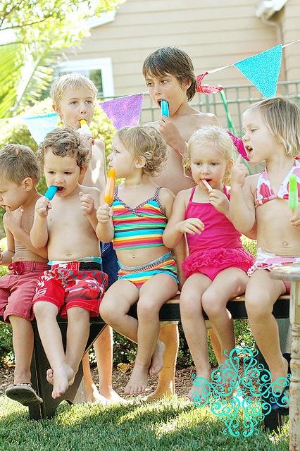 list of beginning-of-summer party ideas | ListPlanIt.com