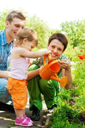 list of steps to preparing for your spring garden | ListPlanIt.com