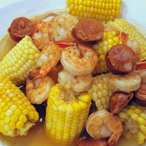 Summer entertaining: Frogmore Stew | ListPlanIt.com