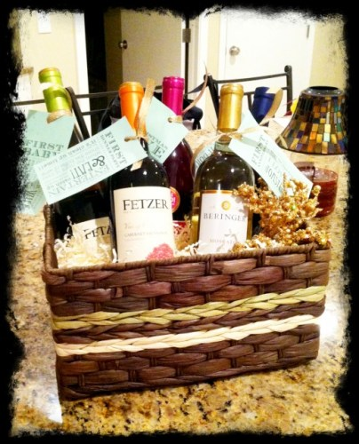 Diy Wedding Gift Basket Ideas: Unique Wedding Or Wedding Shower Gift Ideas