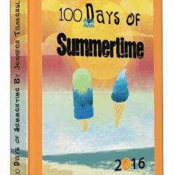 100 Days of Summertime 2016 Binder | ListPlanIt.com