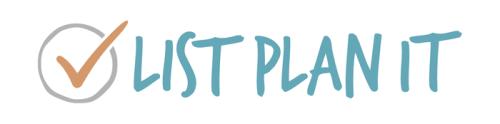 ListPlanIt's new logo
