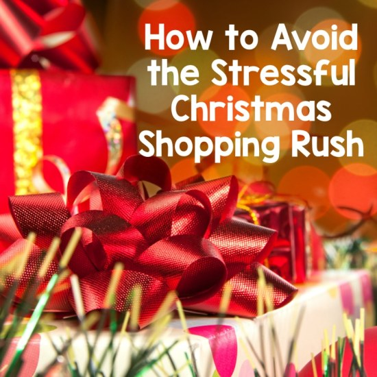 How to Avoid the Stressful Christmas Shopping Rush