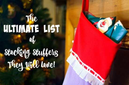 the ultimate list of stocking stuffers they will love
