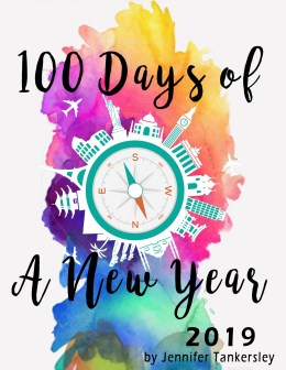 100 Days of a New Year 2019 eBook | 100DaysofaNewYear.com