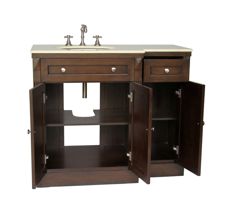 adelina 42 inch traditional bathroom