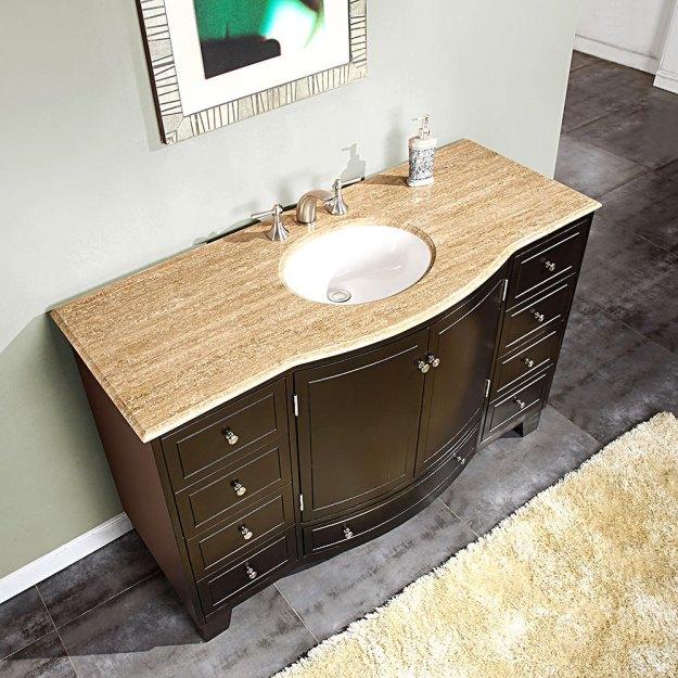 single bathroom vanity tops - vanity ideas