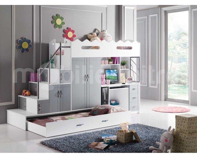 Avis et Test lit mezzanine Noa : le meilleur des lits pour enfant ?