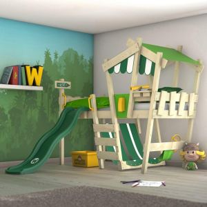Choisir meilleur lit mezzanine enfant