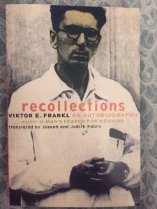 Autobiography of Viktor Frankl