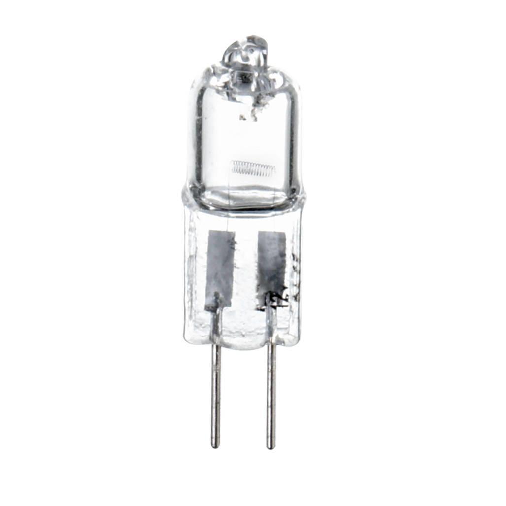 20 Watt G4 Halogen Capsule Light Bulb In Clear From Litecraft